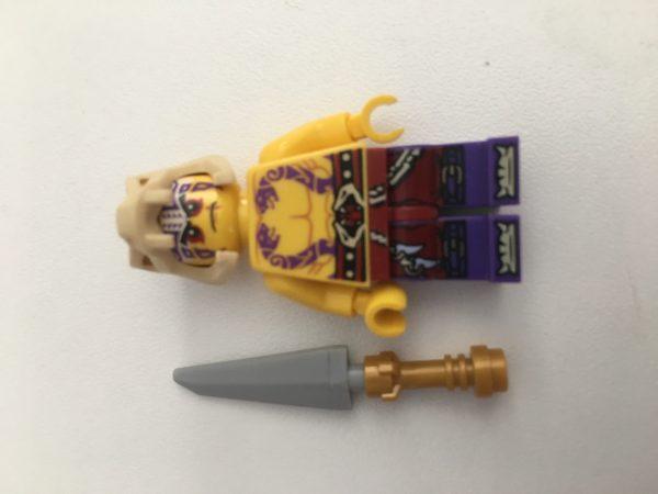náhled Prodám LEGO figurku z LEGO Ninjago (poze vystavená)