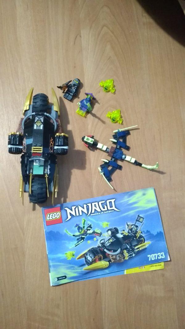 náhled Lego Ninjago 70733