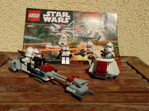 náhled Lego SW 7655