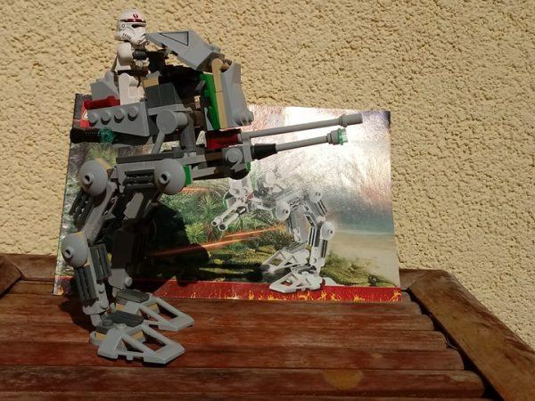 náhled Lego SW 7250