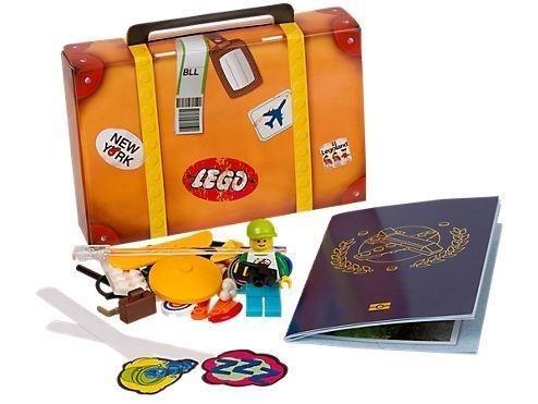 náhled LEGO® City Džungle - cestovatelský set