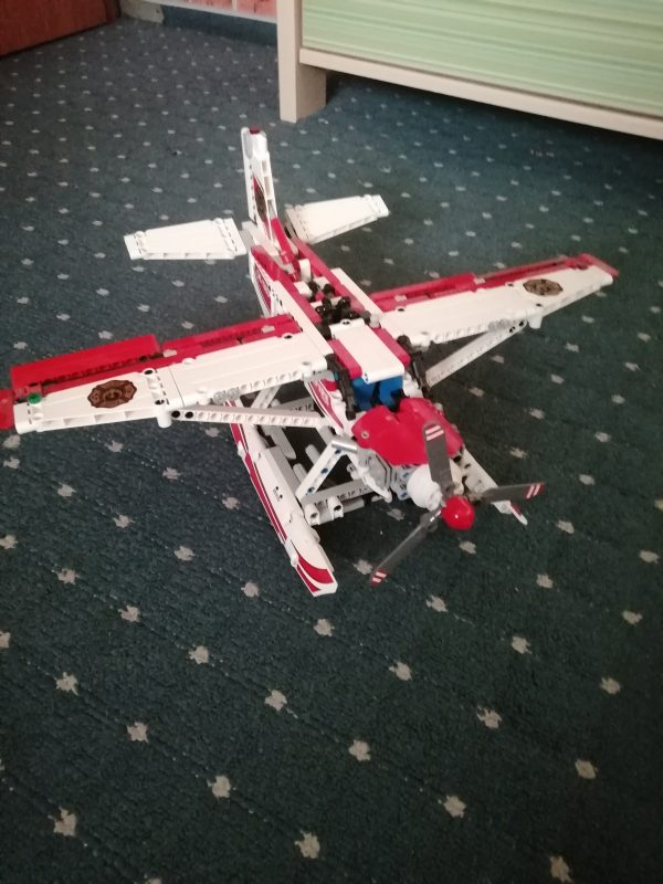 náhled Požární letoun 42040