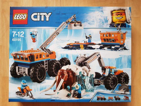 náhled Lego City 60195 Mobilní polární stanice