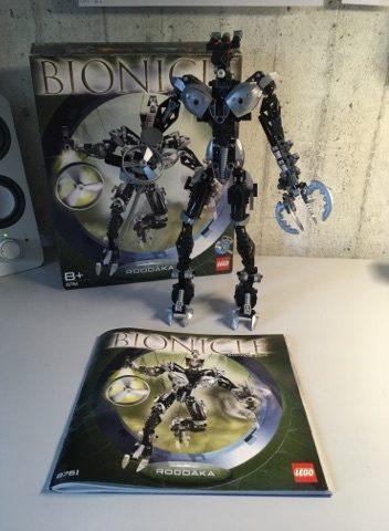 náhled Lego Bionicle 8761 - Roodaka