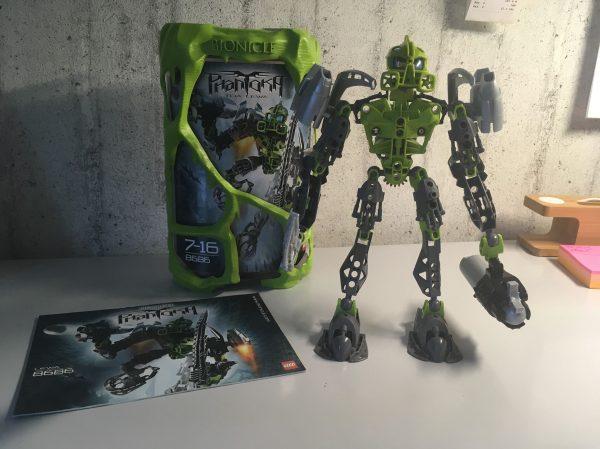 náhled Lego Bionicle 8686 - Phantoka Toa Lewa
