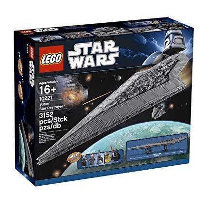 náhled Lego 10221 star wars destroyer