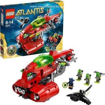 náhled LEGO Atlantis 8075 Transportér Neptun