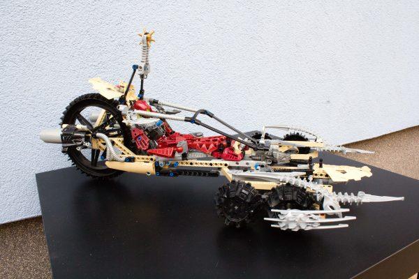 náhled LEGO Bionicle 8995 Thornatus V9