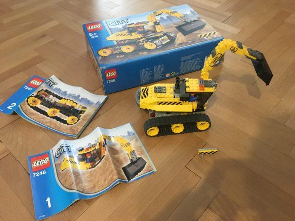 náhled LEGO 7248 City Digger