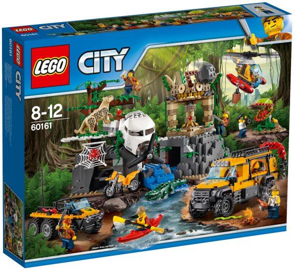 náhled Lego city Průzkum oblasti v džungli