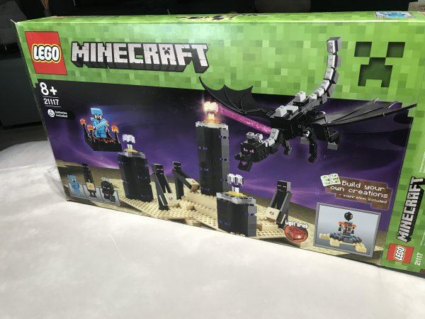 náhled Lego Minecraft 21117