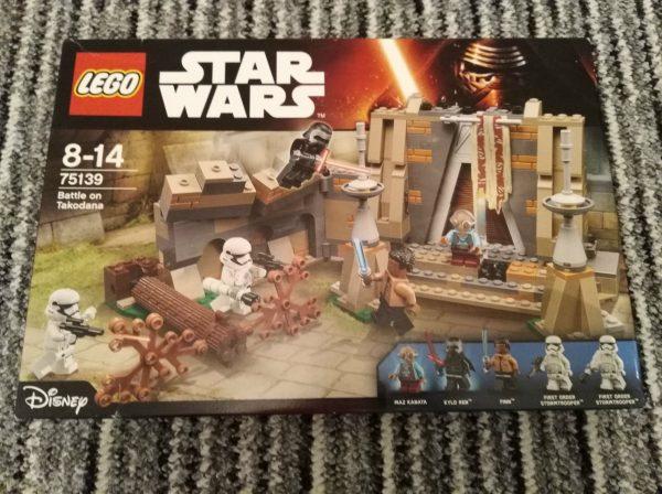 náhled Lego Star Wars 75139 Bitva na Takodaně