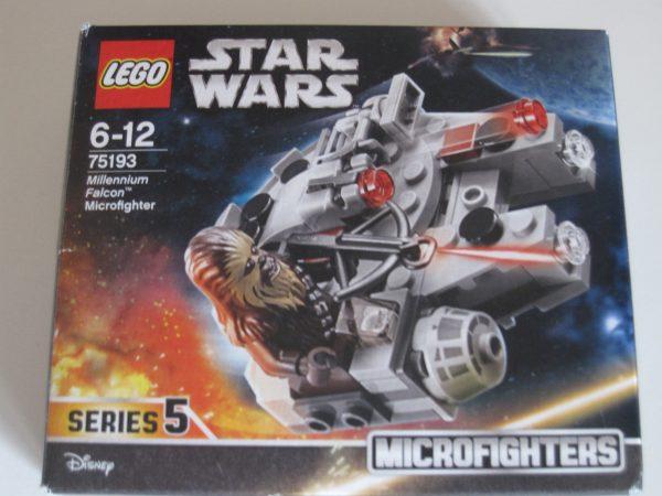 náhled Lego Star Wars 75193 Mikrostíhačka Millennium Falcon