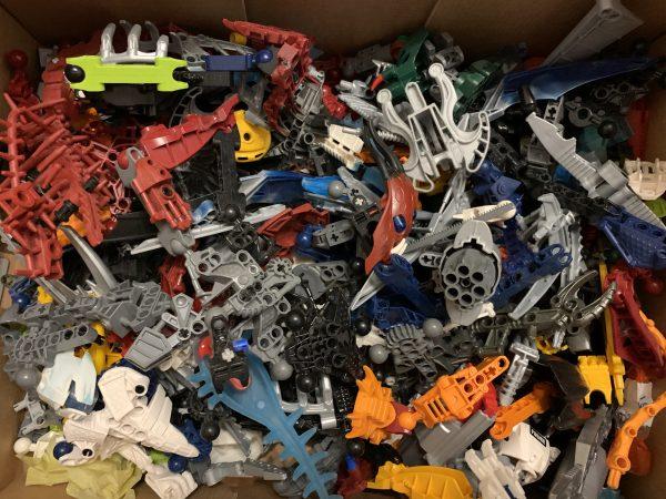 náhled Lego bionicle mix 1,8 kg