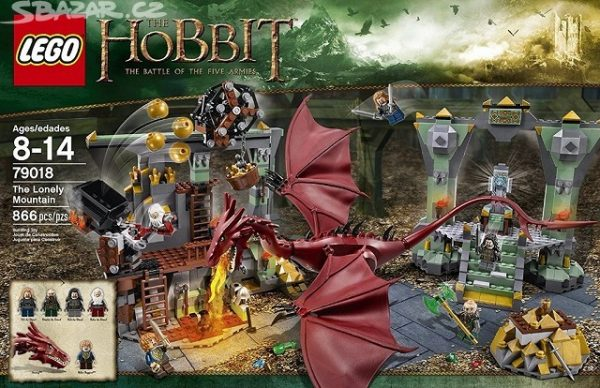 náhled Hobbit-The Lonely Mountain (79018)