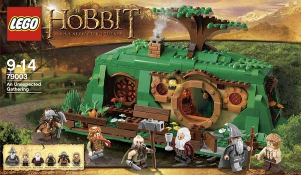náhled Hobbit- An Unexpected Gathering (79003)