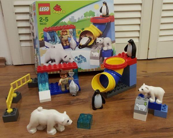 náhled LEGO DUPLO 5633 Polární ZOO