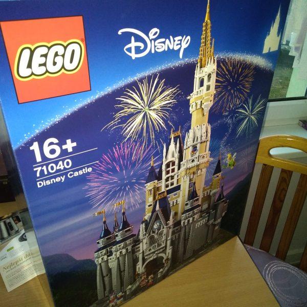 náhled Lego Disney Castle 71040