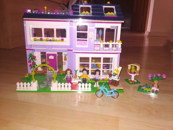 náhled Lego friends- Emin dům