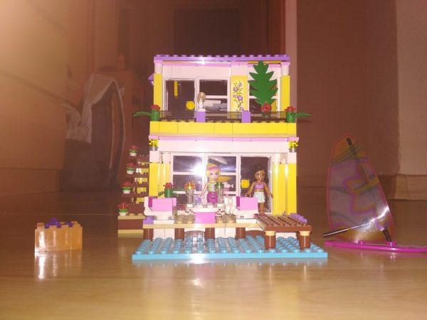 náhled Lego friends-Plážový domek Stephanie