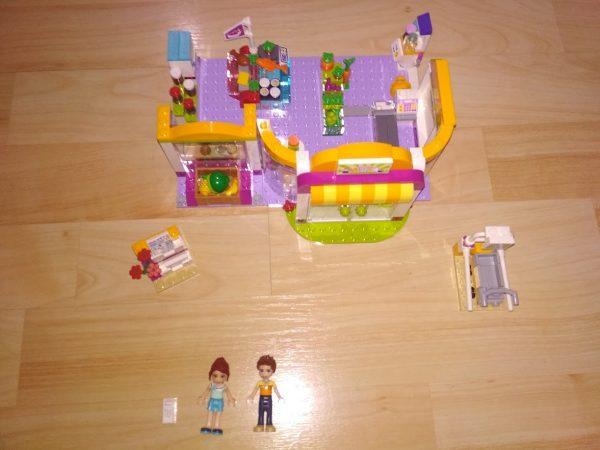 náhled Lego friends-supermarket v Heartlake