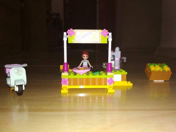 náhled Lego friends-Miin stánek s pitím
