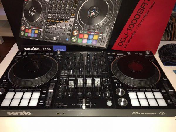 náhled Zcela nový Pioneer DJ DDJ-1000SRT 4-kanálový profesionální