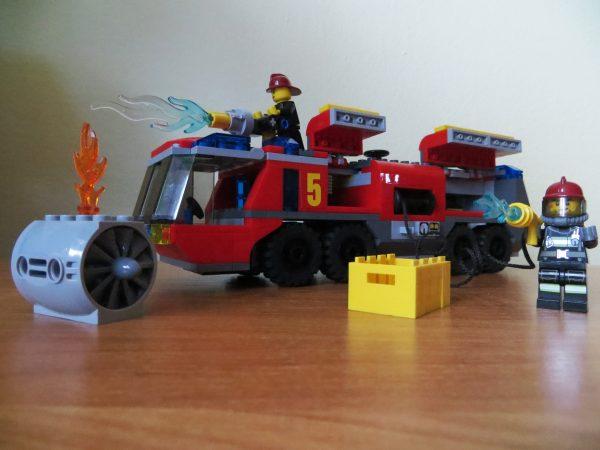 náhled Lego City - Letištní hasiči
