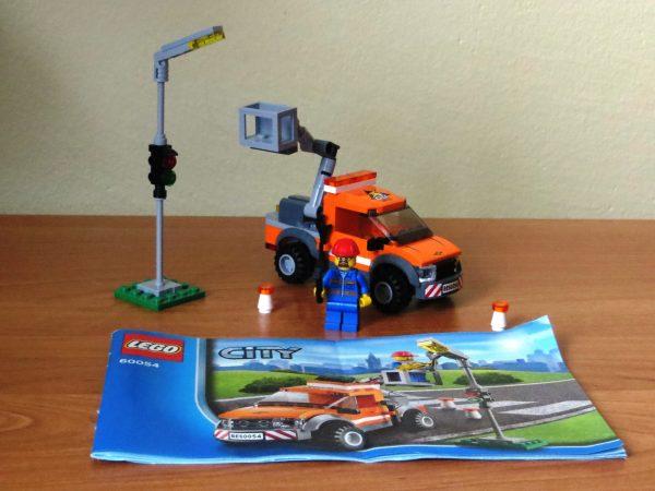 náhled Lego City - Opravářský vůz
