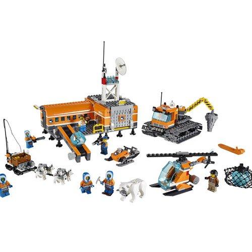 náhled Lego polární základní tábor