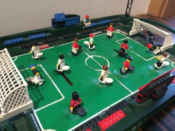 náhled LEGO SPORTS 3569 - fotbal