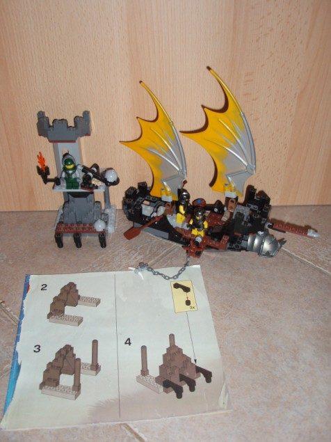 náhled Lego 8821 - Útok zlých rytířů