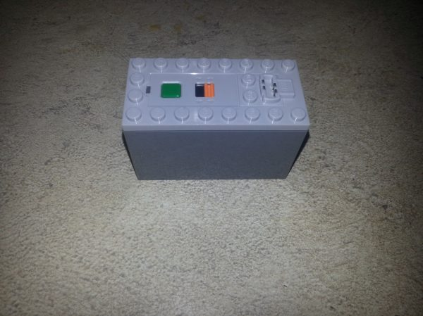 náhled Bateriový box pro 6xAAA bat 88000