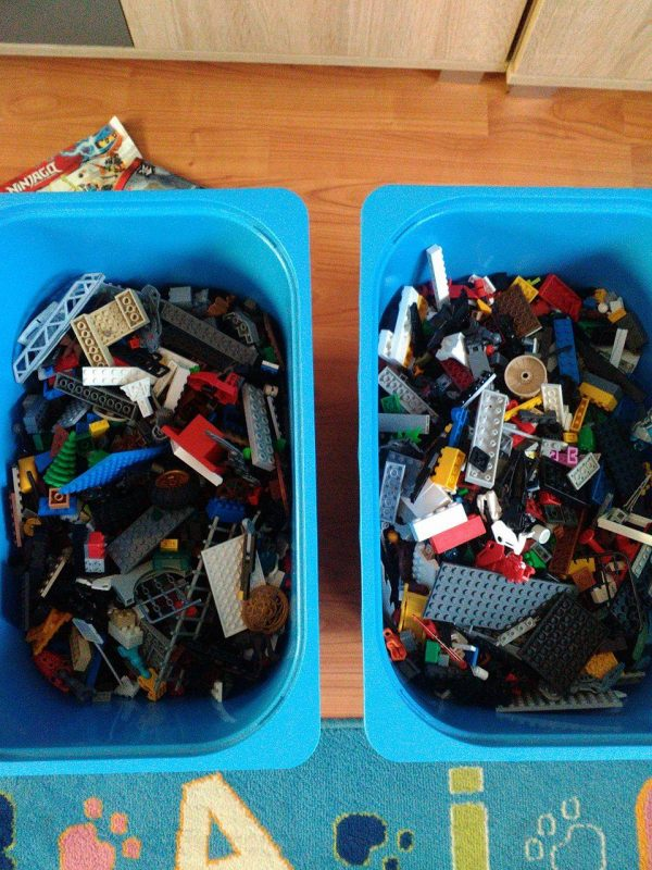 náhled lego mix,city,minecraft,ninjago 22kg