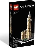 náhled Lego Architectura Big Ben
