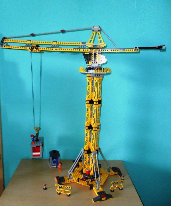 náhled Lego jeřáb 7905