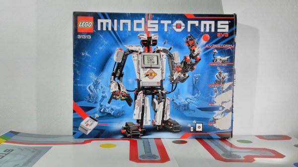 náhled Lego Mindstorms EV3 31313