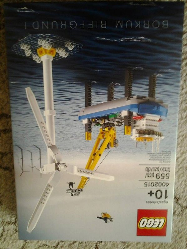 náhled Prodám  Lego stavebnici  400215+figurka+ vánoční přání