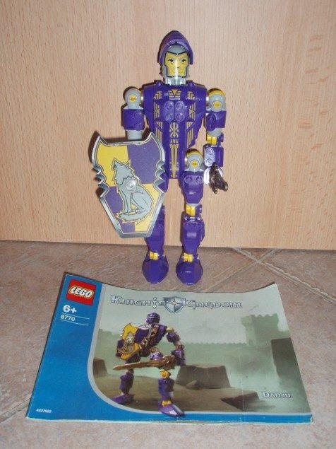 náhled Lego 8770 - Rytíř Danju