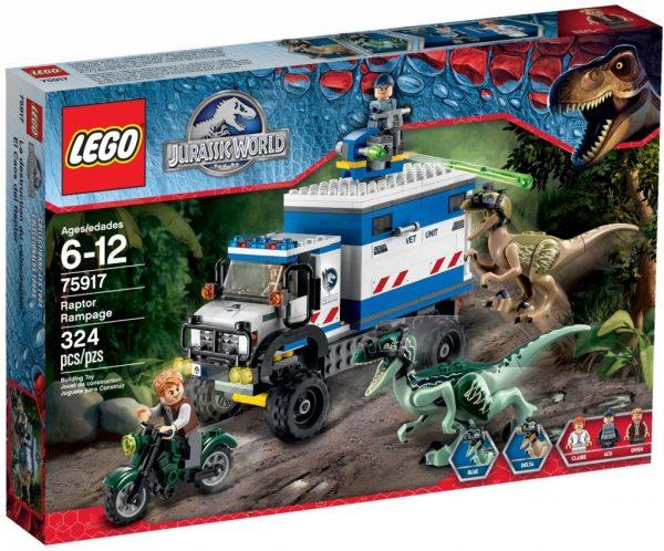 náhled Lego Jurský park