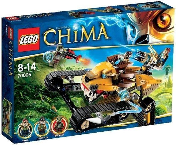 náhled LEGO CHIMA 70005 Lavalův královský lovec PC 1599Kč