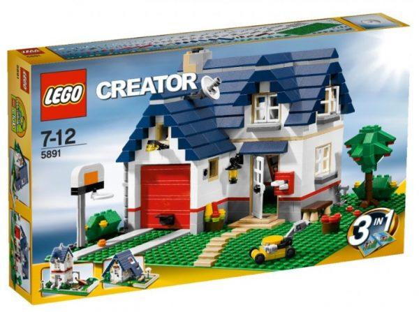 náhled Lego Creator