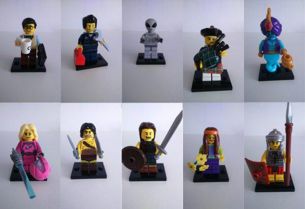 náhled prodám figurky Lego