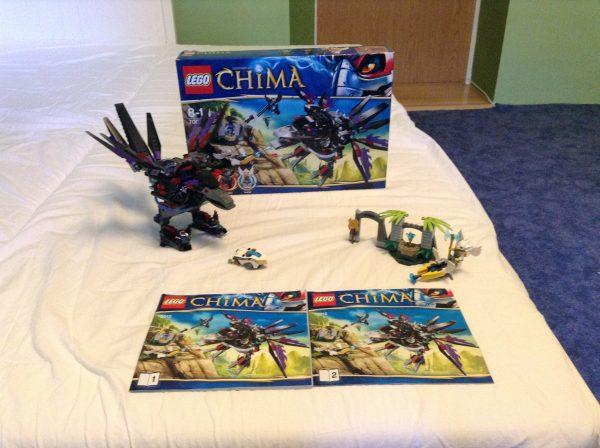 náhled Lego Chima - set 6 Leg