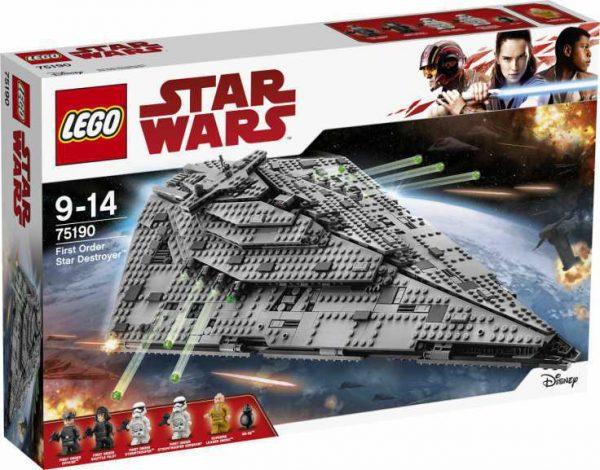 náhled Star Wars (75190) NOVINKA !