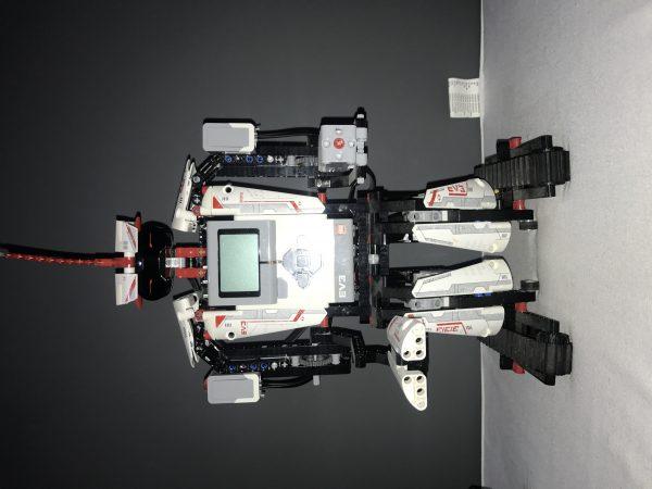 náhled Lego robot
