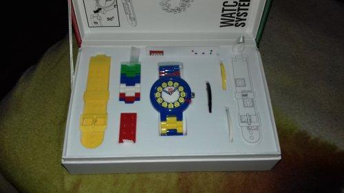 náhled Lego hodinky