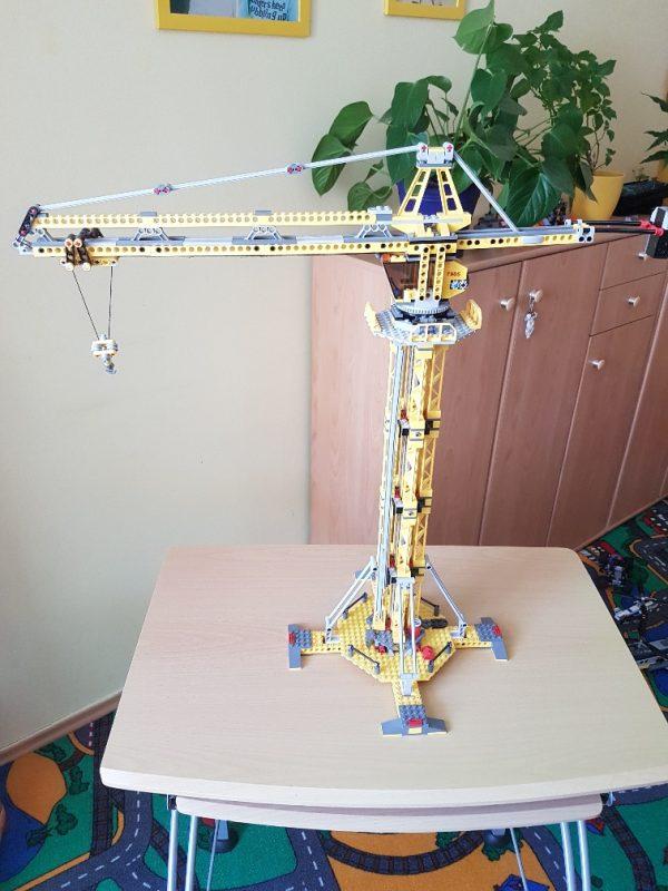 náhled Lego City 7905 Věžový jeřáb