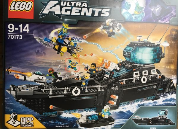 náhled Prodám Lego Ultra Agents 70173