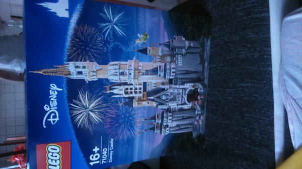 náhled Lego Disney Castle